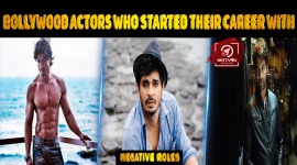 Bollywood Actors Who Started Their Career With Negative Roles
