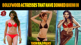 Bollywood Actresses That Have Donned Bikini In Yash Raj Films