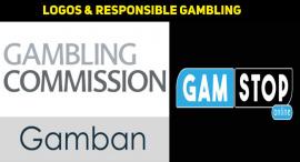 Logos That Remind Us About Responsible Gambling