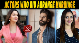 Top 10 Bollywood Actors Who Did Arrange Marriage