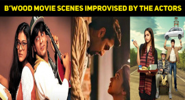 Top 10 Bollywood Movie Scenes That Are Improvised By The Actors
