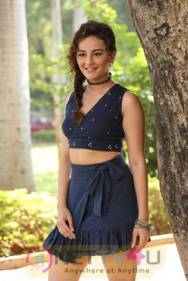 Actress Seerat Kapoor Angelic Pics Telugu Gallery