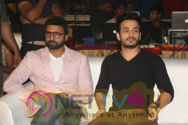 Malli Raava Movie Pre Release Event Photos