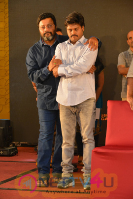Sapthagiri LLB Pre Release Event Stills Telugu Gallery