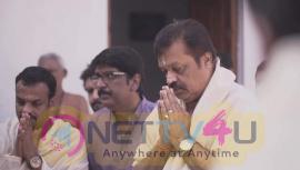 Chiyaan Vikram's Mahavir Karna Movie Pooja Pics