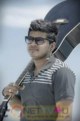 Music Director Naren Balakumar Good Looking Pics