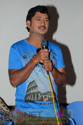 No 1 Hero Rajendra Movie Press Meet Stills Telugu Gallery