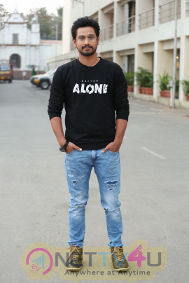 Actor Raj Tarun Interview Stills