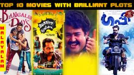 Top 10 Malayalam Movies With Brilliant Plots