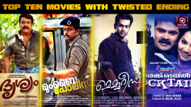 Top 10 Malayalam Movies With Twisted Ending