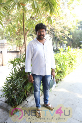 Luminous Photos Of Actor Vishal's Team Filed Their Nominations For Producer Council Elections Tamil Gallery