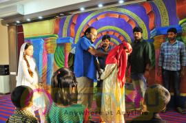 Sensuous Shooting Spot Stills Of Telugu Movie Srivalli