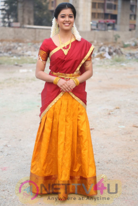 Actress Amritha Aiyer New Images