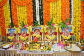 Nithiin & Raashi Khanna's Srinivasa Kalyanam Opening Photos Telugu Gallery
