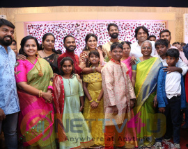Ramesh Thilak - Navalakshmi Wedding Reception Stills Tamil Gallery