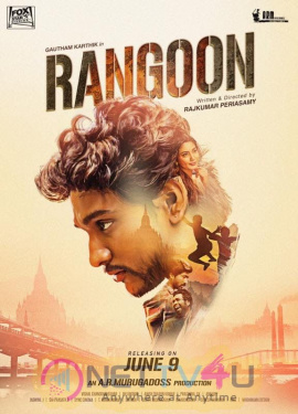Rangoon Movie Release Date Poster Tamil Gallery