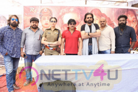 Rowdy Police Press Meet Images