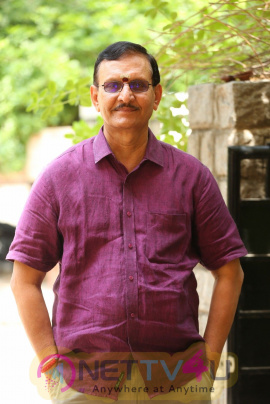 Producer Sivalenka Krishna Prasad Interview Images