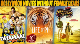 Top 10 Bollywood Movies Without Female Leads