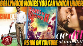 Top 10 Bollywood Movies You Can Watch Under Rs 100 On YouTube