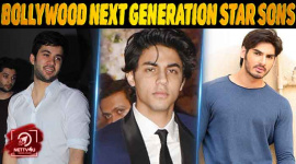 Top 10 Bollywood Next Generation Star Sons