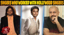 Top 10 Bollywood Singers Who Worked With Hollywood Singers