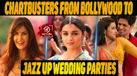 Top 10 Chartbusters From Bollywood To Jazz Up Wedding Parties