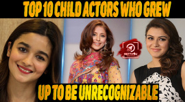 Top 10 Child Actors Who Grew Up To Be Unrecognizable