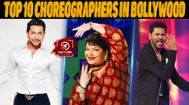 Top 10 Choreographers In Bollywood