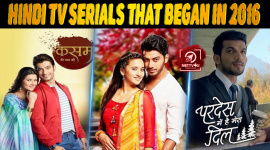 Top 10 Hindi TV Serials That Began In 2016