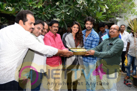 Adith Arun Movie Jigel Pooja Celebration Pics