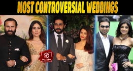 4 Most Controversial Weddings Of B-Town Celebrities