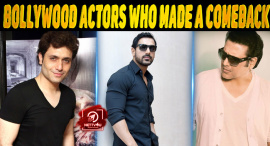 5 Bollywood Actors Who Made A Comeback To The Hindi Film Industry