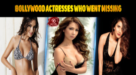 Bollywood Actresses Who Went Missing