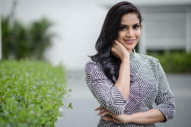 Actress Samyuktha Karthik Cute Pics