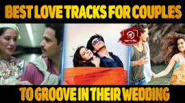 Top 10 Best Love Tracks For Couples To Groove In Their Wedding