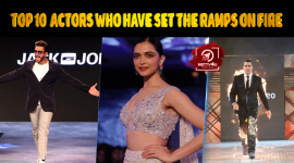 Top 10 Bollywood Actors Who Have Set The Ramps On Fire