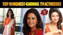 Top 10 Highest-Earning Hindi TV Actresses - 2017