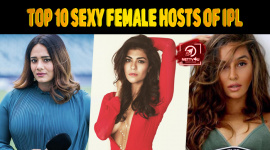 Top 10 Sexy Female Hosts Of Indian Premier League Who Rule Hearts
