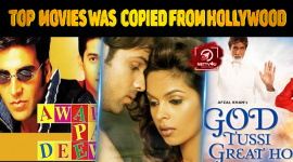 Top 10 Times Bollywood Was Caught Copying Hollywood