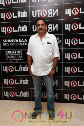 U-Turn Movie Press Meet Stills Tamil Gallery