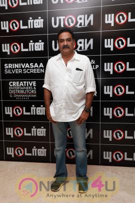 U-Turn Movie Press Meet Stills