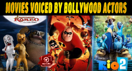 Top 10 Animated Movies Voiced By Bollywood Celebs