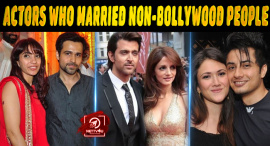 Top 10 Bollywod Actors Who Married Non-Bollywood People