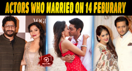 Top 10 Bollywood Actors Who Married On 14 Feburary