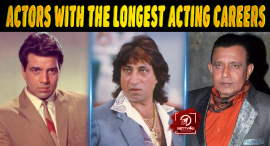 Top 10 Bollywood Actors With The Longest Acting Careers