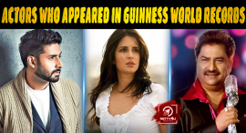 Top 10 Bollywood Celebrities That Appeared In Guinness World Records