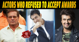Top 10 Bollywood Celebs Who Refused To Accept Prestigious Awards