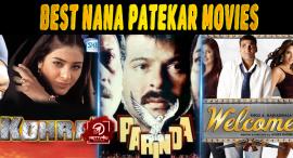 Top 10 Nana Patekar Movies