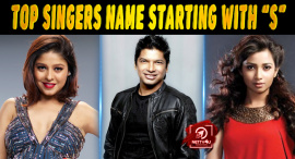 "Top 10 Singers Of The Bollywood With The Name Startingl ""S"""